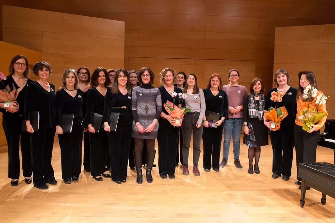 Cor Scherzo: Cor de Dones · Día Internacional de la Mujer