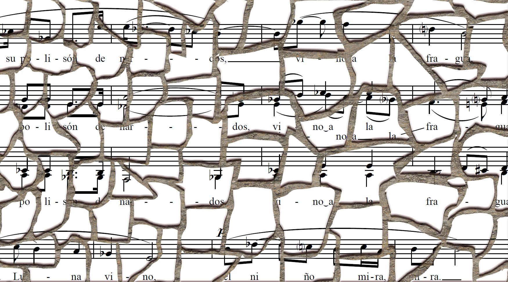 Mosaico de música